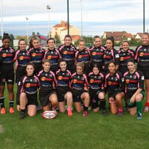 Féminines U18 RFDB Gazelles