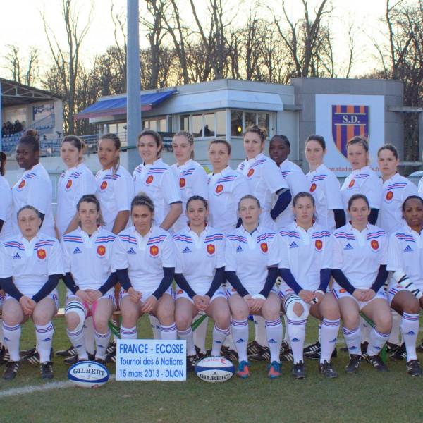 equipe france feminine
