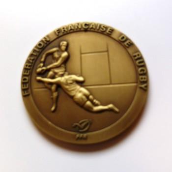 medaille ffr