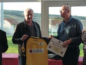 Champions de promotion honneur : RC VESOUL