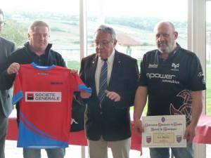 Champions de réserve 1ère série : RC SAULIEU
