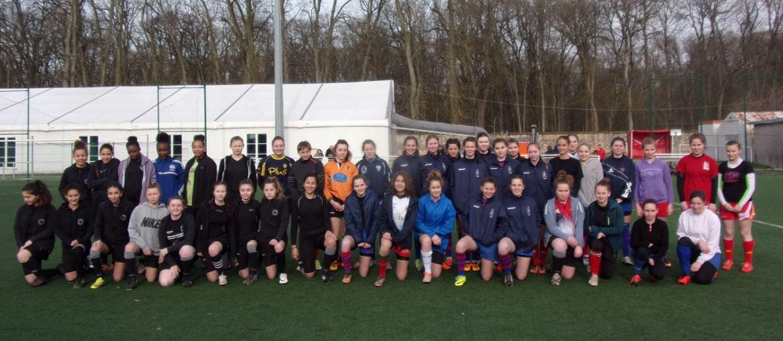rugby feminin U15