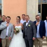 mariage maud et thibaut