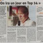 article MR DUMANGE