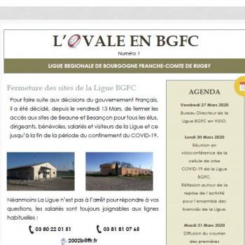 L'Ovale en BGFC