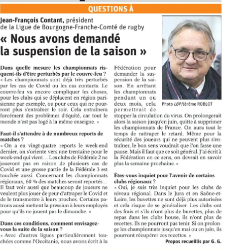 article bienpublic 23.10